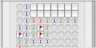 Minesweeper for Mac. One of maybe twenty you can get right now.